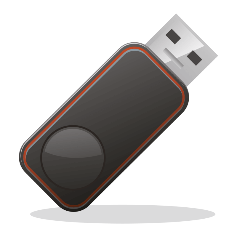 How to play downloaded movies on TV using a USB