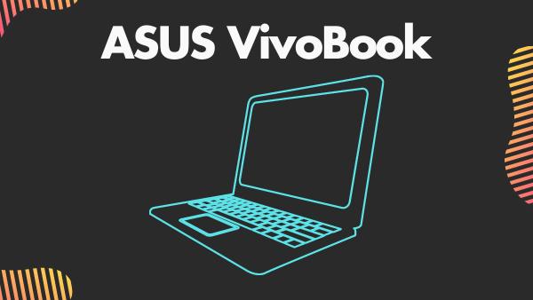 "ASUS VivoBook 15.6"""