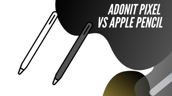 Zagg Pro vs Apple Pencil vs Adonit Note+ vs Adonit Pixel ...