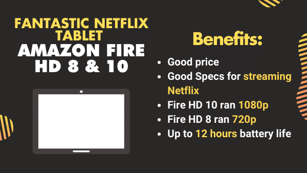 Amazon Fire HD 8 Tablet_ Best Cheap Tablet for Netflix