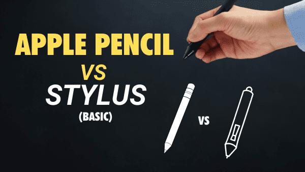 Apple Pencil vs Stylus-2