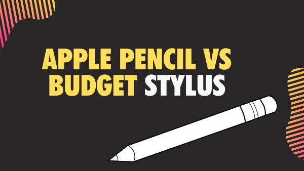 Apple Pencil vs Stylus3