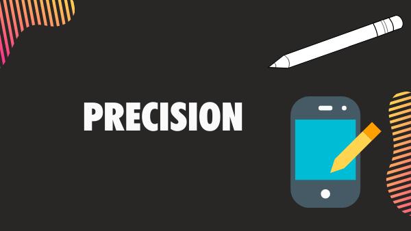 Apple Pencil vs stylus precision