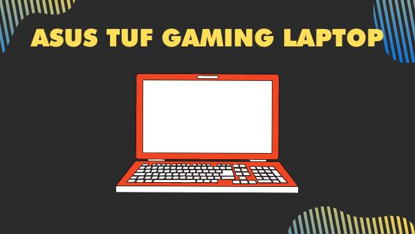 """Asus TUF Gaming Laptop 15.6"""""""