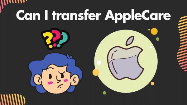Can I transfer AppleCare_