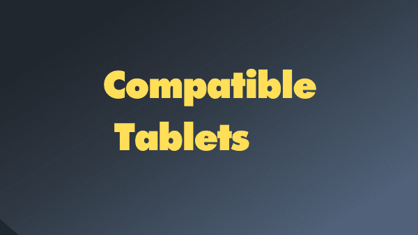 Compatible Tablets iPad hand grip straps