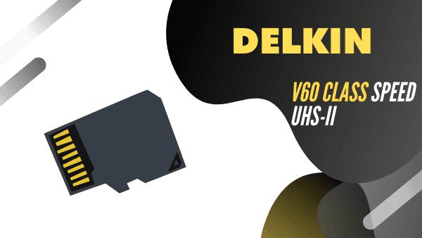 Delkin_ Fastest 128GB Micro SD Card
