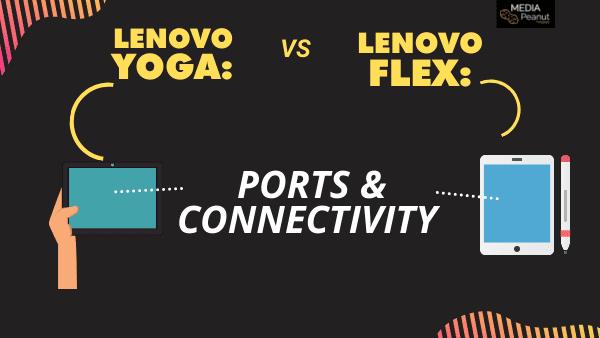 Flex vs Yoga_ Included ports and slot