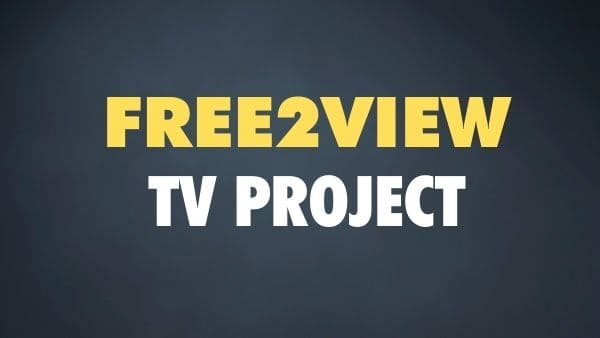 Free2view tv project private roku channel code
