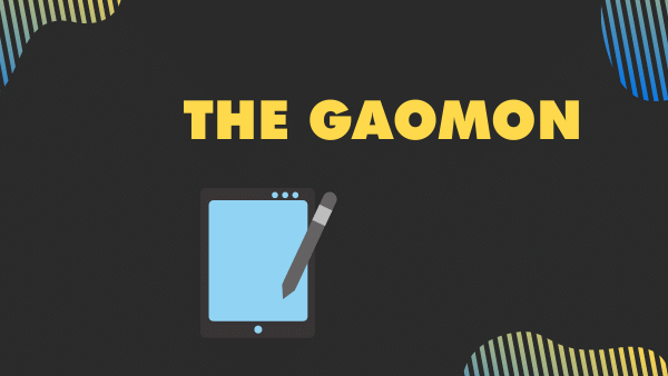 GAOMON PD_ Best Drawing tablet under $200