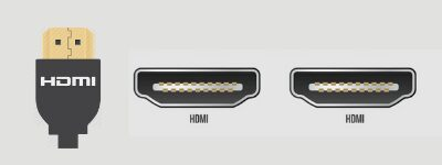 HDMI how to put downloaded movies on TVs