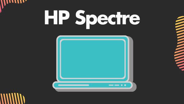 HP Spectre x360_ Best touchscreen laptop for artists