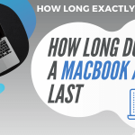 How long does a Macbook Air last on average years