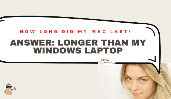 How long will a Mac last on average?