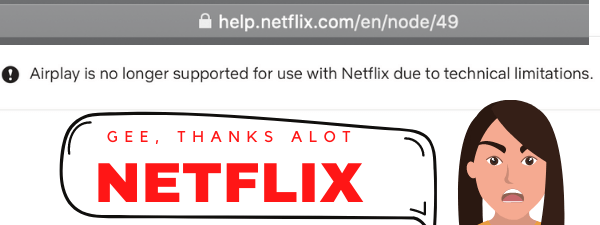 How to download netflix movies on mac airplay fails us