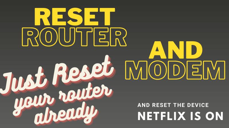 How to fix Netflix freezing