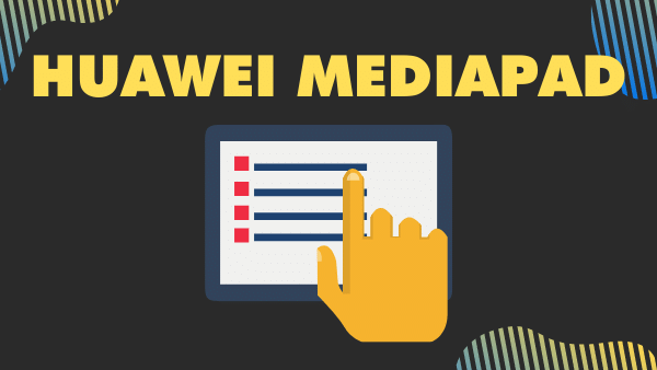 Huawei MediaPad T5_ Best Android tablet for social media (Snapchat, Instagram, Facebook, Twitter, Reddit)