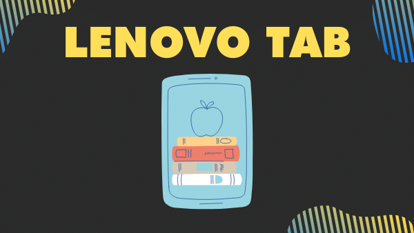 Lenovo Tab M8_ Best Cheap tablet for social apps like linked in and audiobooks