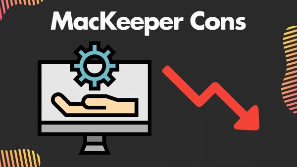 MacKeeper Cons
