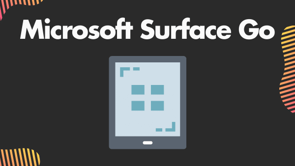 Microsoft Surface Go 2_ Best overall windows tablet with MicroSD