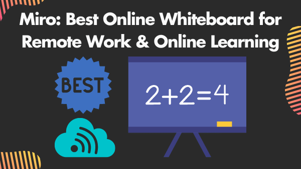 Miro_ Best Online Whiteboard for Remote Work and Online Learning