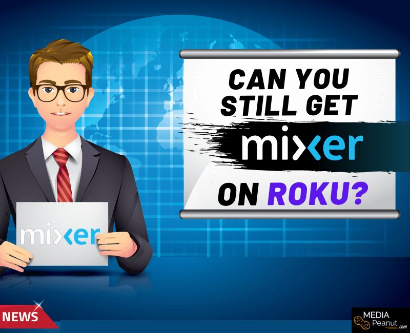 Mixer on Roku Can you get it