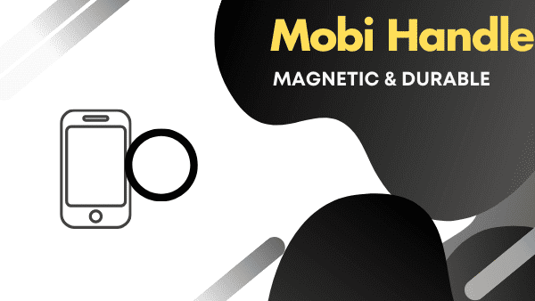Mobi Handle_ Best Overall Phone Grip to help hold your phone (iPhone & Android)