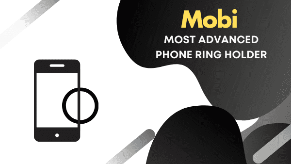 Mobi Best Phone Ring Holder that works with Wireless Charging (Magnetic) chart