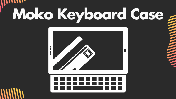 Moko Keyboard case_ Best keyboard case for Amazon fire Hd 8