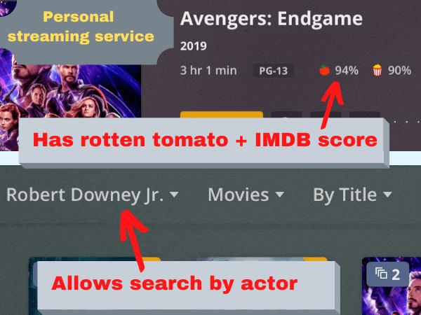 Why Netflix sucks solved with alternative