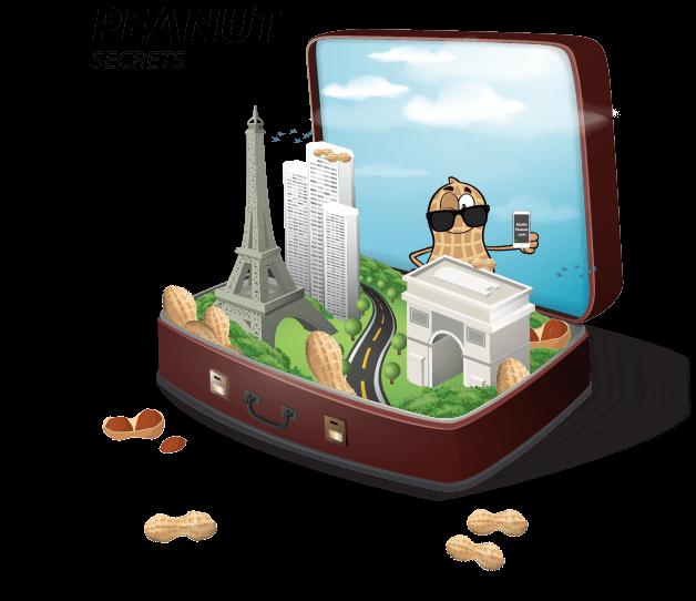 Peanut Secrets-tech and media hacks