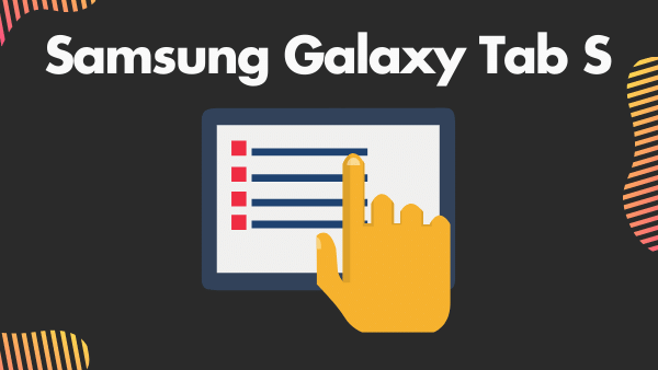 Samsung Galaxy Tab S7_ Top 12 inch Tablet for video & photos with an SD Card slot