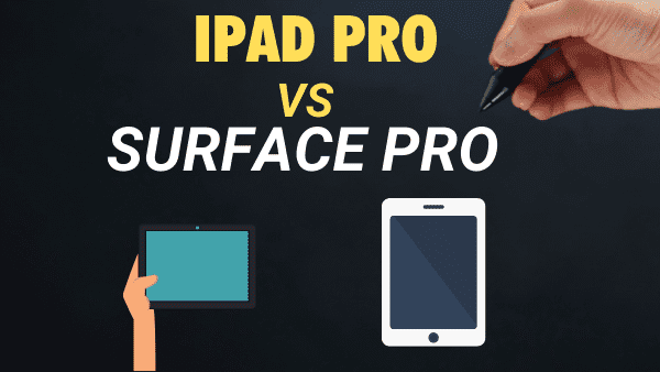 Surface Pro 7 vs iPad Pro for Drawing and Art Compared