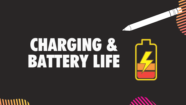 Surface Pro vs Apple iPad charging and battery life