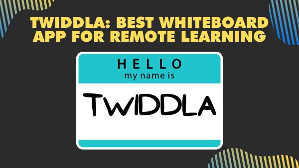 Twiddla_ Best whiteboard app for remote learning