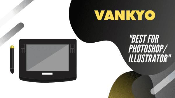 VANKYO MatrixPad_ Best Budget Tablet for Lightroom (Photographers)