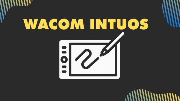 Wacom Intuos_ Best Wireless drawing tablet (Overall)