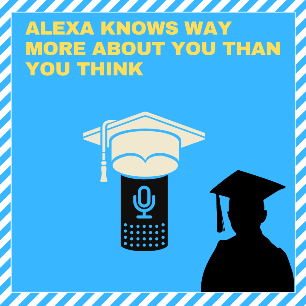 alexa knows more about you than you think data hoarder secret