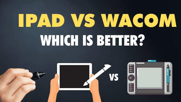 iPad vs Wacom_ iPad Air vs Wacom & iPad Pro vs Wacom contiq and Intuos
