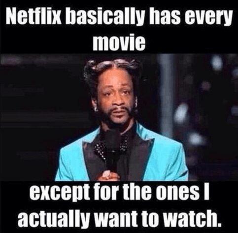 Netflix sucks now